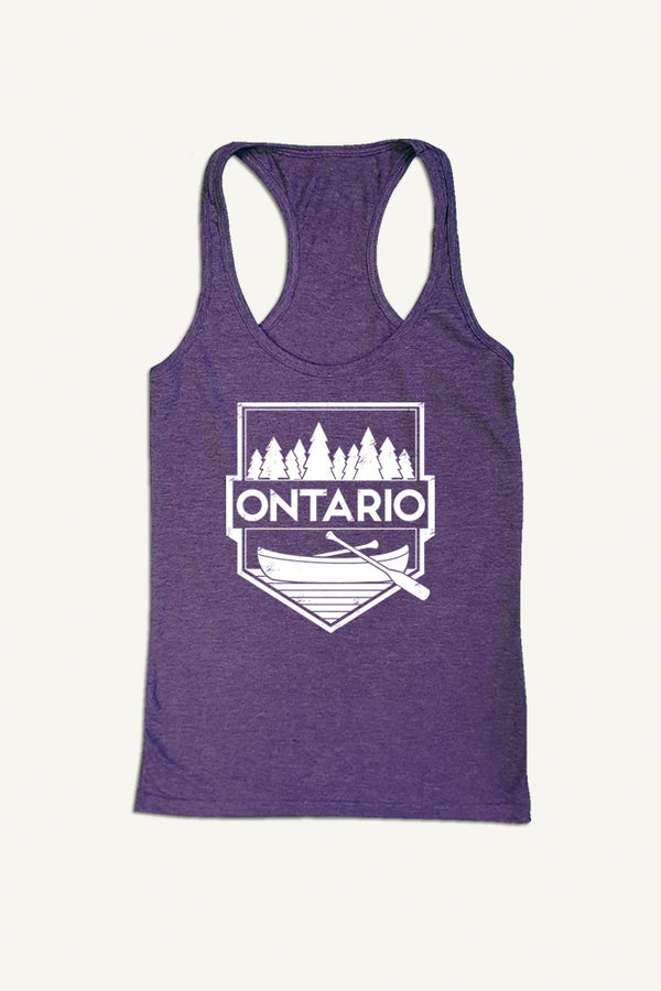 Ontario 2019 Tank - Womens - Ole Originals Clothing Co.