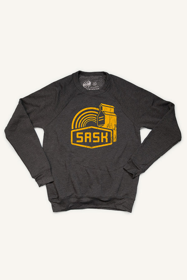 Sask Sweatshirt (Unisex) - Ole Originals Clothing Co.