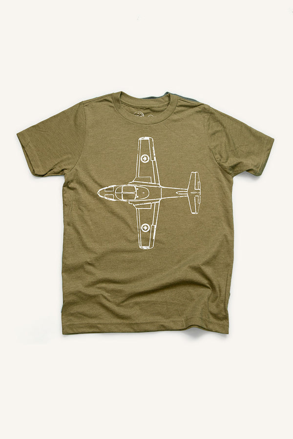Boys Canadian Snowbird T-shirt - Ole Originals Clothing Co.