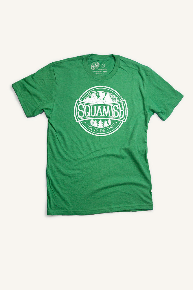 Squamish Chief T-Shirt - Ole Originals Clothing Co.