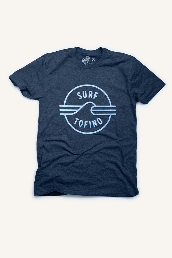 Surf Tofino T-SHIRT - Ole Originals Clothing Co.