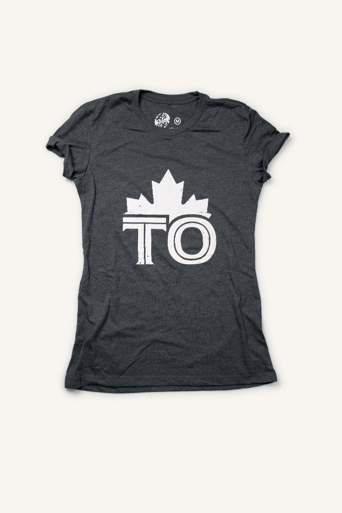 TO T-shirt - Women - Ole Originals Clothing Co.