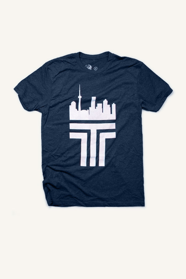 Toronto 'T' T-shirt - Ole Originals Clothing Co.