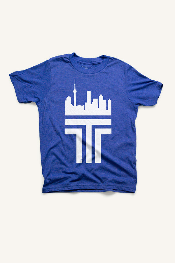 Boys Toronto 'T' T-shirt - Ole Originals Clothing Co.