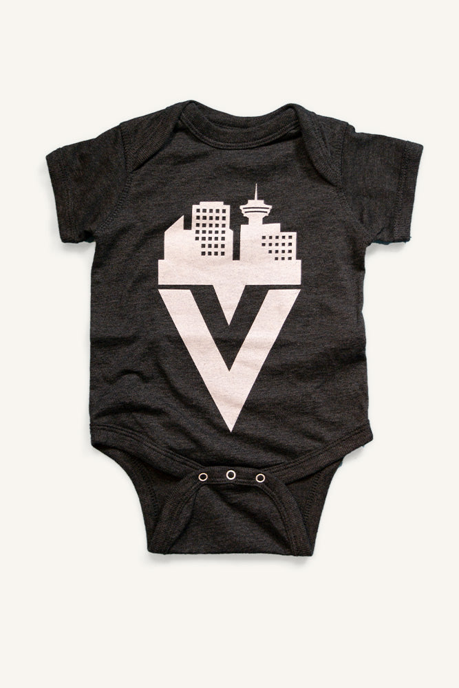 Vancity Onesie - Ole Originals Clothing Co.
