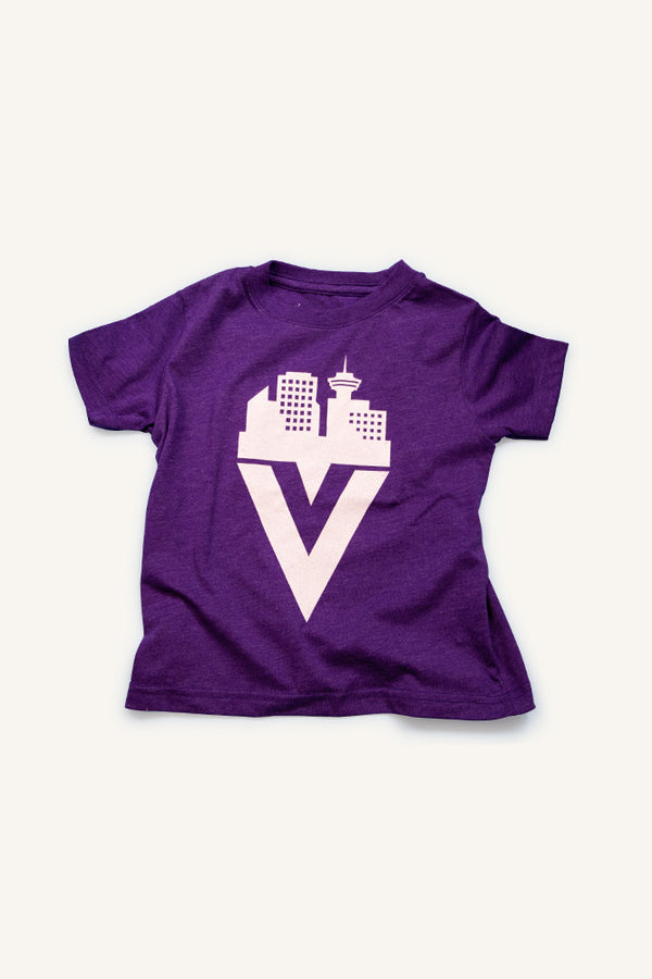 Lil' Ole Vancity T-shirt - Ole Originals Clothing Co.
