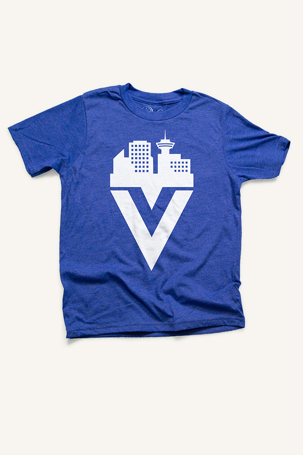 Boys Vancity T-shirt - Ole Originals Clothing Co.