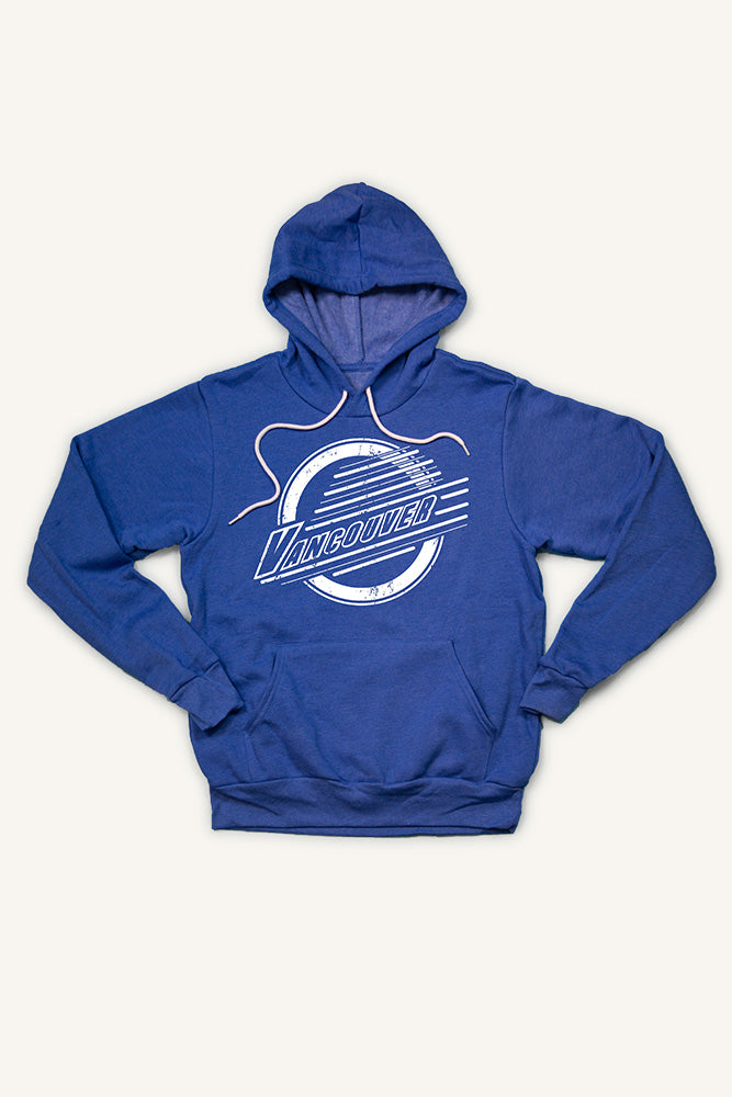 Vancouver Lines Hoodie (Unisex) - Ole Originals Clothing Co.