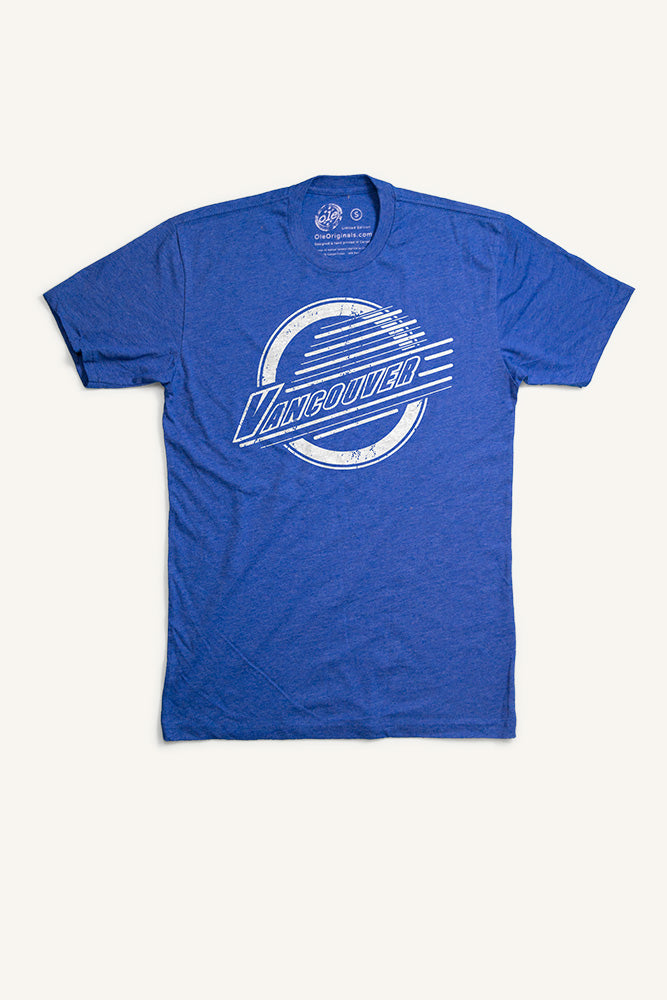 Vancouver Lines T-Shirt - Ole Originals Clothing Co.
