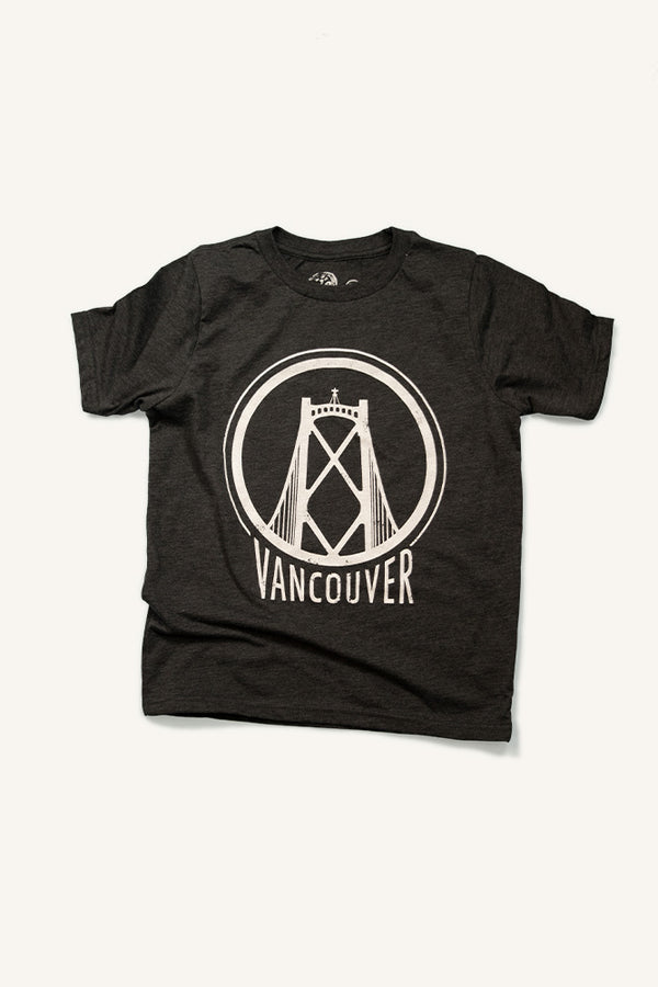 Lil' Ole Vancouver Lions Gate T-shirt - Ole Originals Clothing Co.