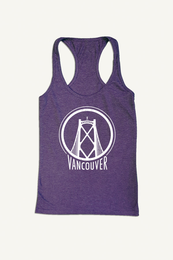 Vancouver Lions Gate 2019 Tank - Womens - Ole Originals Clothing Co.