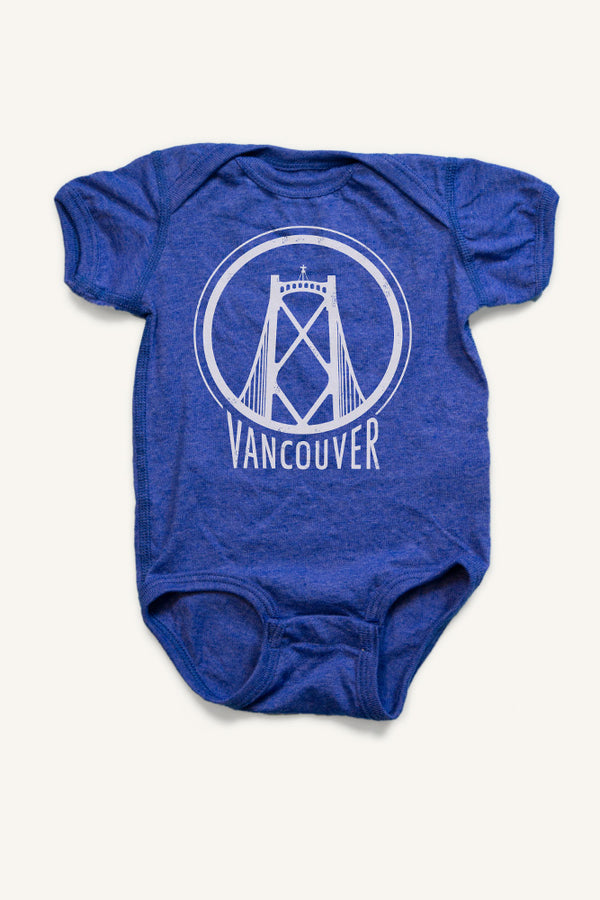 Vancouver Lions Gate Onesie - Ole Originals Clothing Co.