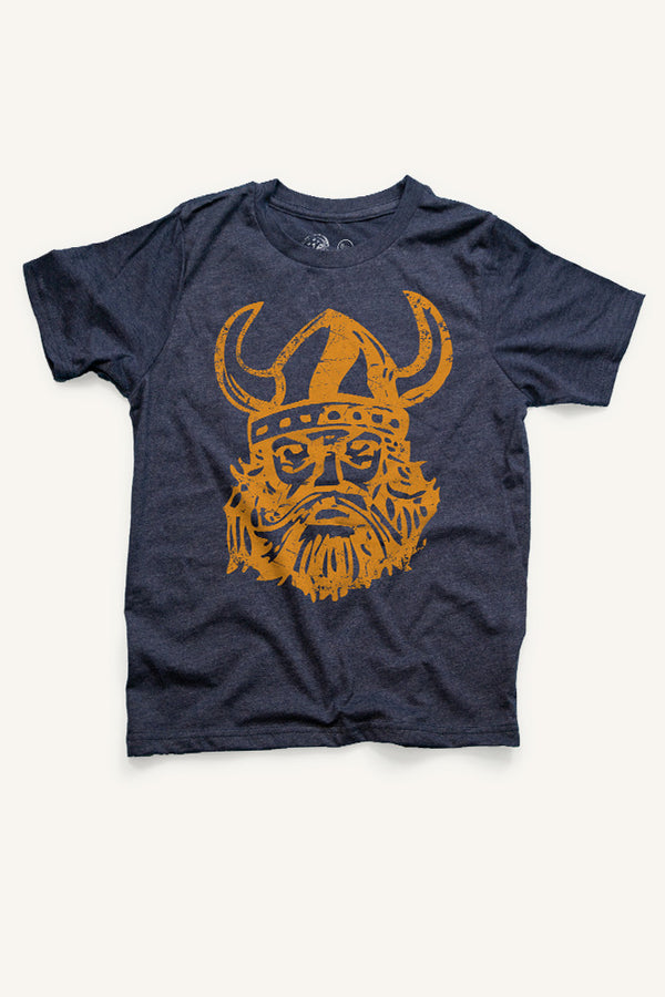 Boys Viking T-Shirt - Ole Originals Clothing Co.