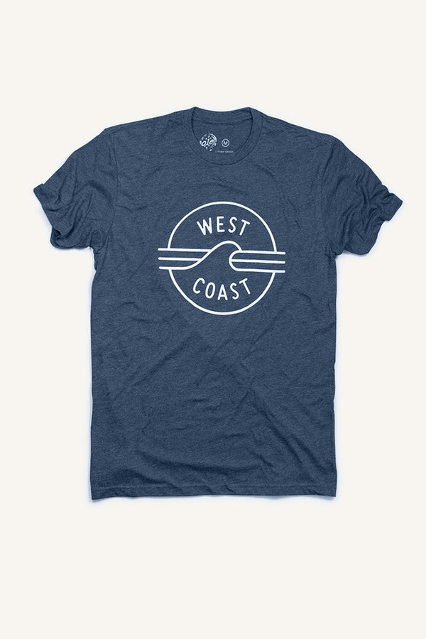 West Coast T-shirt - Ole Originals Clothing Co.