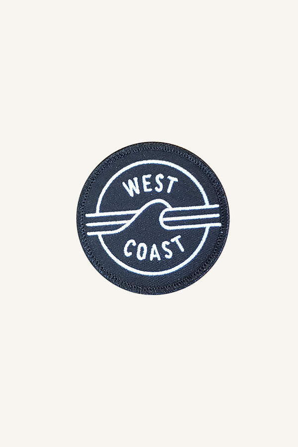 Iron-On Patch - West Coast - Ole Originals Clothing Co.