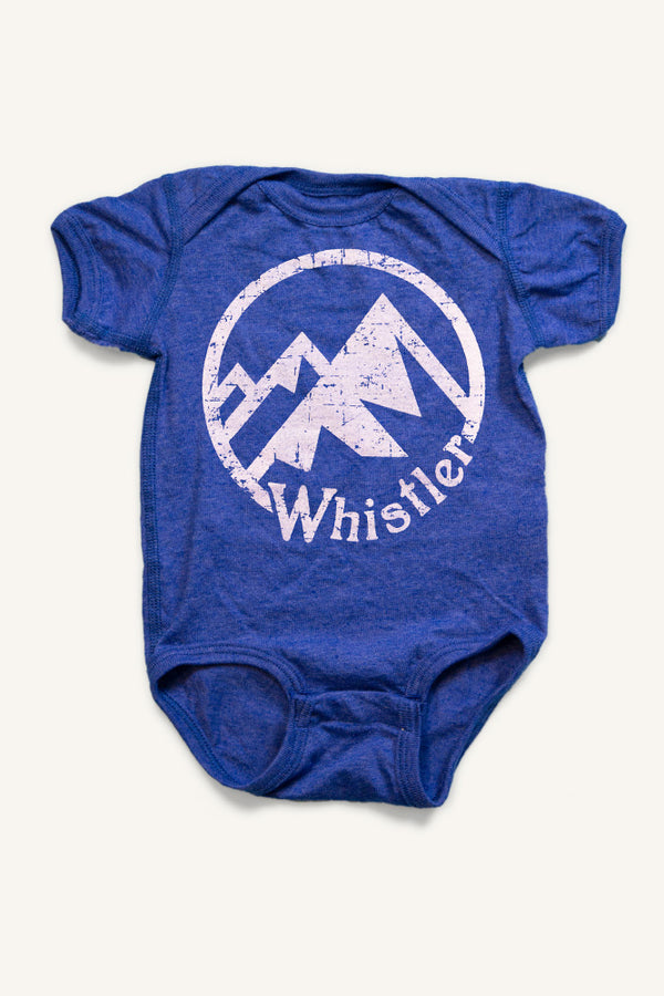 Whistler Mountain Onesie - Ole Originals Clothing Co.