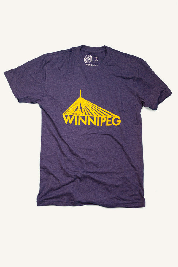 Winnipeg T-shirt - Ole Originals Clothing Co.