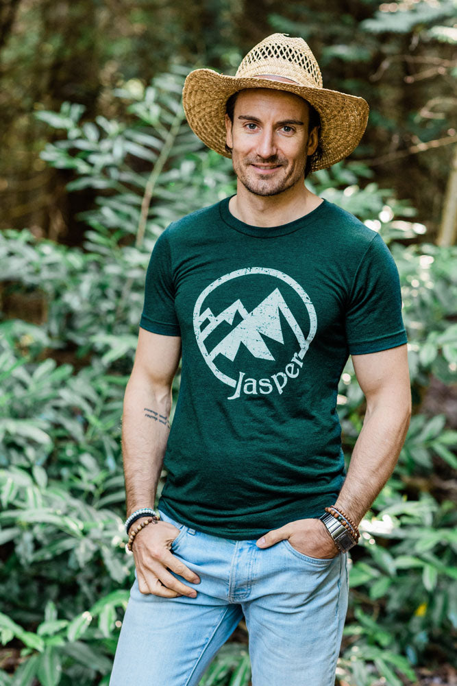 Jasper Mountain T-shirt - Ole Originals Clothing Co.