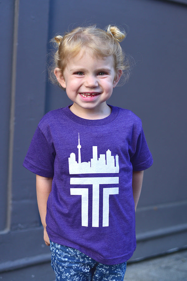 Lil' Ole Toronto 'T' T-shirt - Ole Originals Clothing Co.