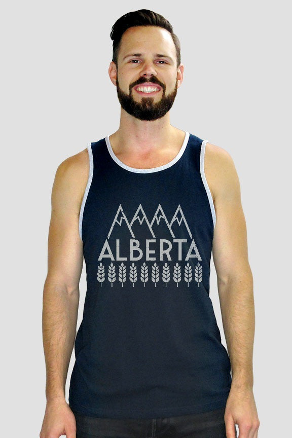 EXPLORE ALBERTA TANK - Ole Originals Clothing Co.
