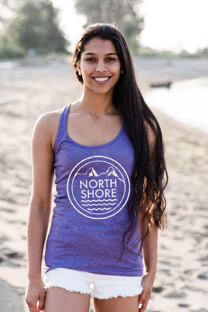 North Shore Rescue 2019 Tank - Womens - Ole Originals Clothing Co.