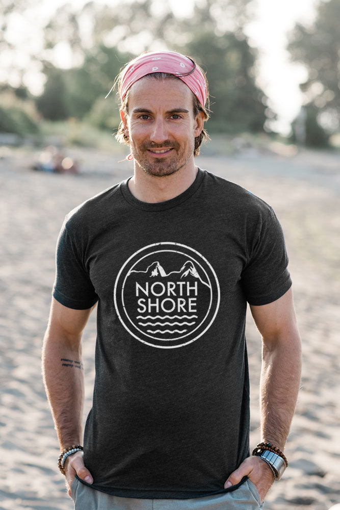 North Shore Rescue T-shirt - Ole Originals Clothing Co.