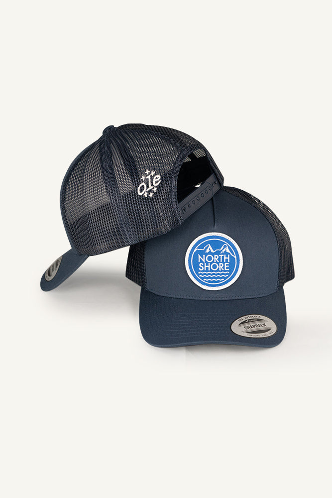 North Shore Rescue Mesh Cap