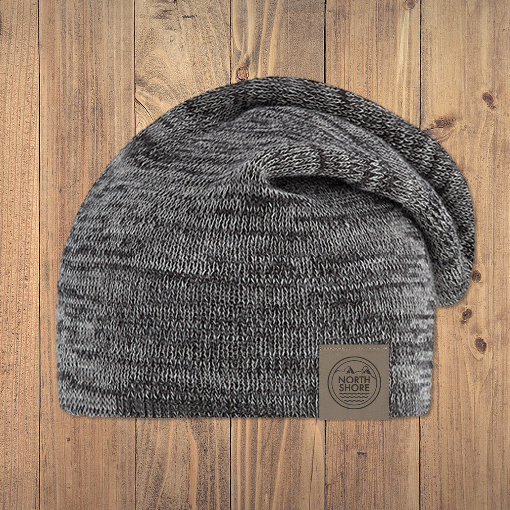 North Shore Rescue Slouchy Toque - Ole Originals Clothing Co.