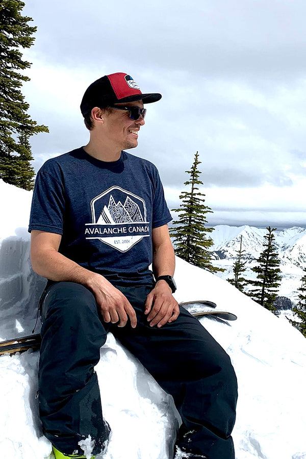 Avalanche Canada T-Shirt - Ole Originals Clothing Co.