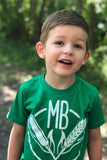 Boys MB T-shirt - Ole Originals Clothing Co.