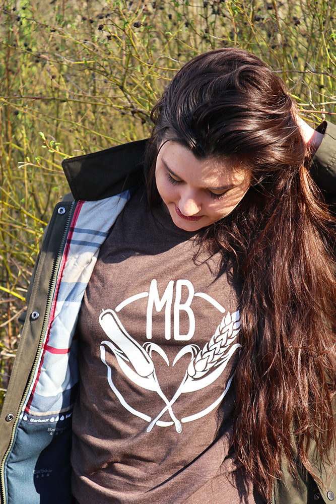 MB T-shirt - Womens - Ole Originals Clothing Co.