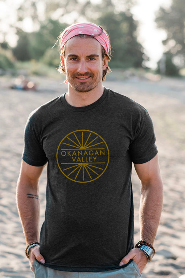 Okanagan Valley T-shirt - Ole Originals Clothing Co.