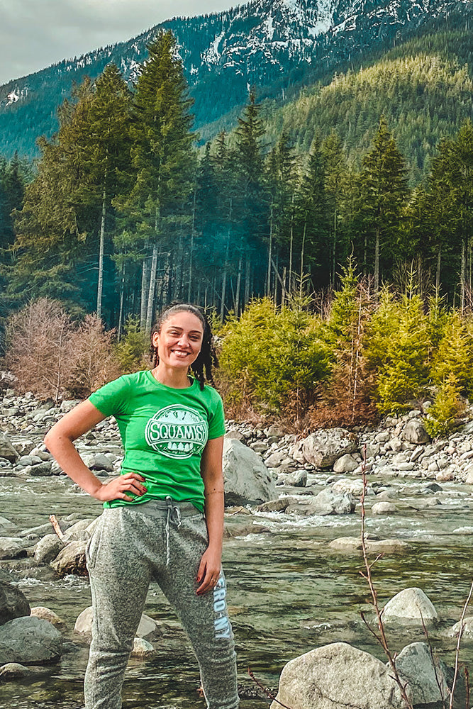 Squamish Chief T-shirt - Womens - Ole Originals Clothing Co.