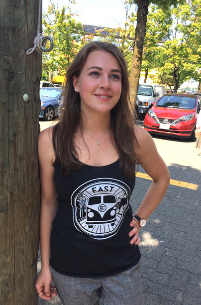 East Van Van Tank - Womens - Ole Originals Clothing Co.