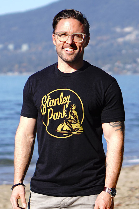 Stanley Park T-shirt - Ole Originals Clothing Co.