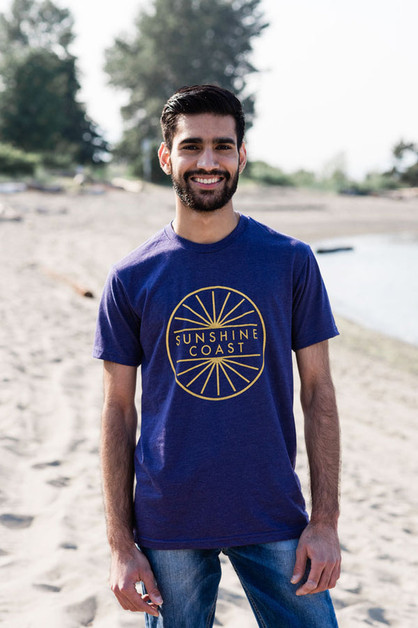 Sunshine Coast T-shirt - Ole Originals Clothing Co.