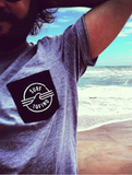 SURF TOFINO POCKET T-SHIRT