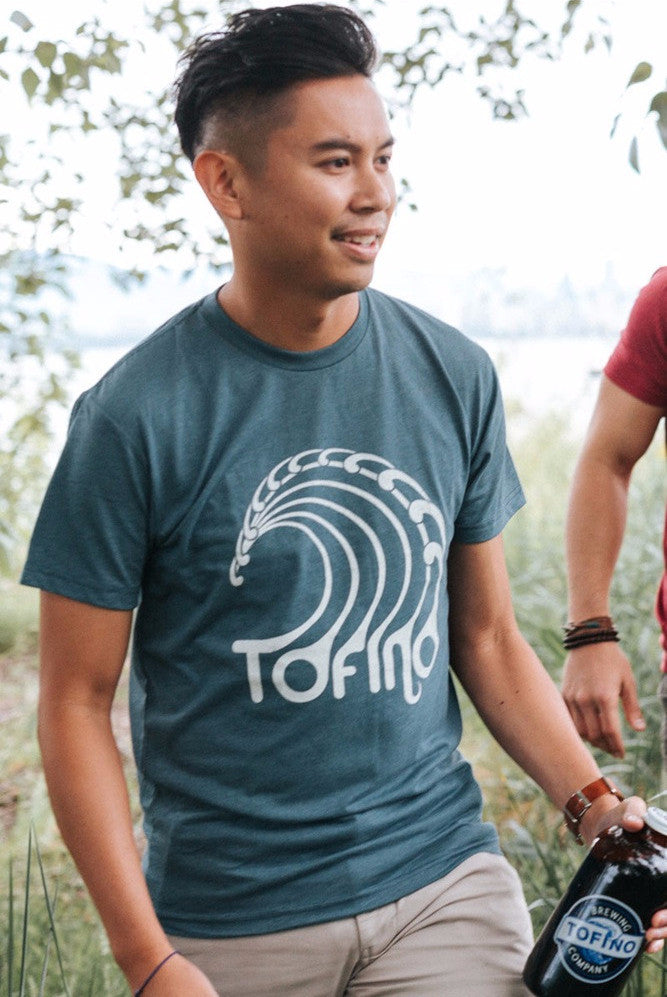Tofino T-shirt - Ole Originals Clothing Co.