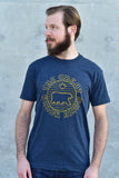 GREAT WHITE NORTH T-SHIRT - Ole Originals Clothing Co.