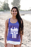 Toronto 'T' 2019 Tank - Womens - Ole Originals Clothing Co.