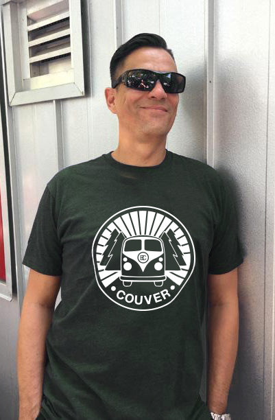VAN Couver T-shirt - Ole Originals Clothing Co.