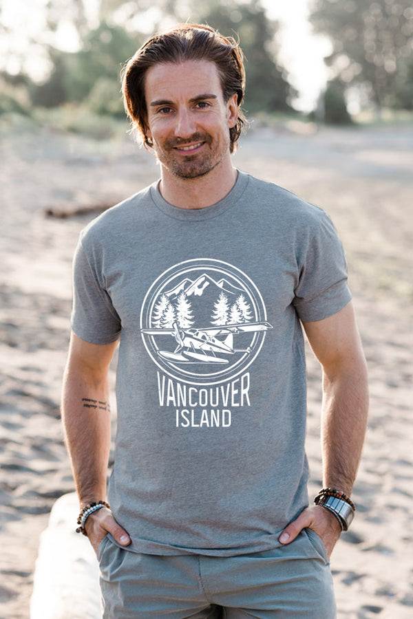 Van Island T-shirt - Ole Originals Clothing Co.