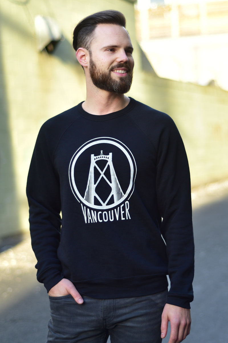 Vancouver Lions Gate Sweatshirt (Unisex) - Ole Originals Clothing Co.