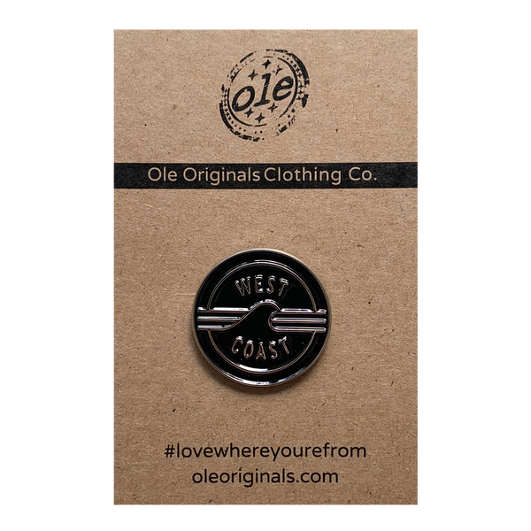 Enamel Pins - Ole Originals Clothing Co.
