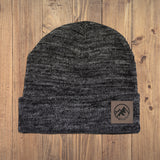 Whistler Mountain Fine Knit Toque - Ole Originals Clothing Co.