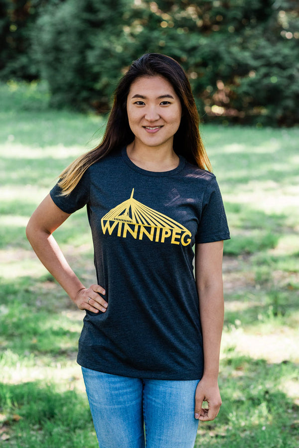 Winnipeg T-shirt - Womens - Ole Originals Clothing Co.