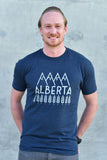 Explore Alberta T-shirt - Ole Originals Clothing Co.