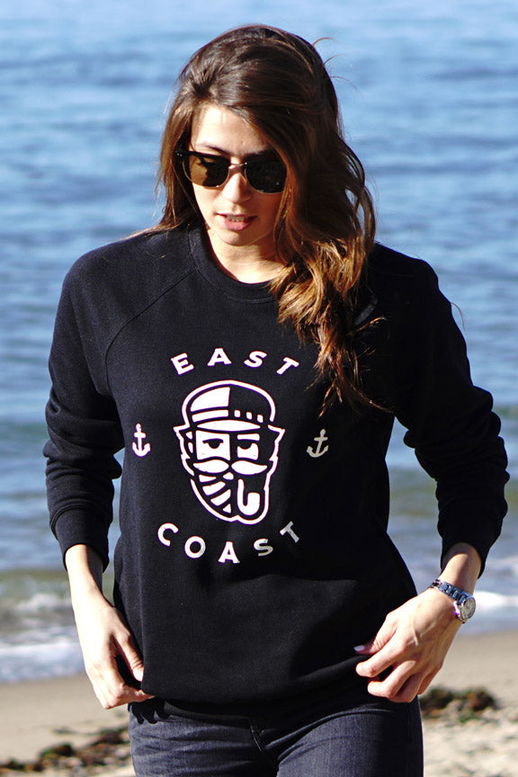 East Coast Sweatshirt (Unisex) - Ole Originals Clothing Co.
