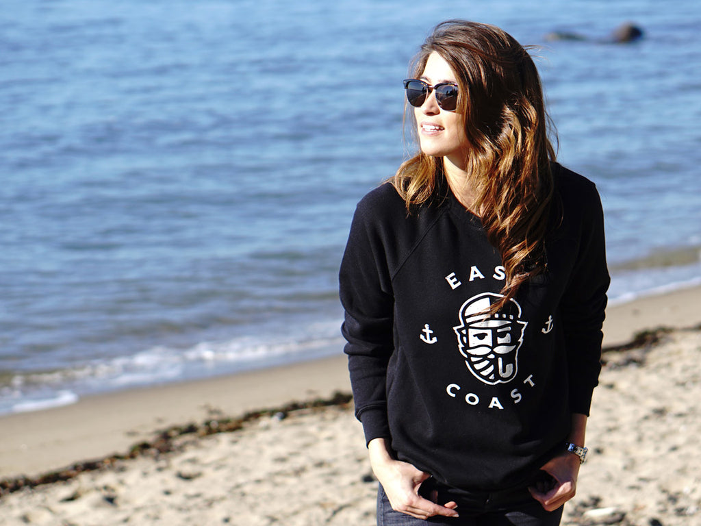 EAST COAST SWEATSHIRT (UNISEX)