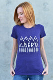 Explore Alberta T-shirt - Womens - Ole Originals Clothing Co.
